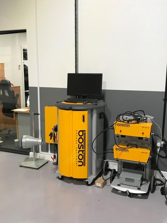 Garage Equipment Nationwide Limited Recent Installations