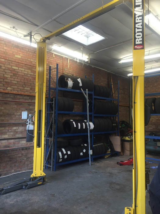 Garage Equipment Nationwide Limited - Used Equipment For Sale